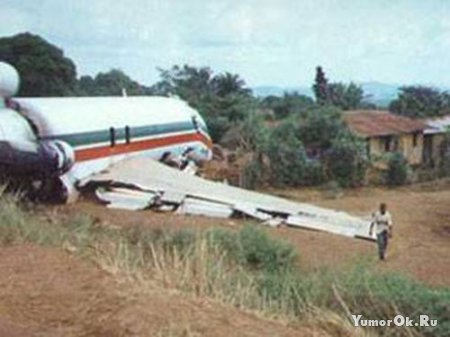 Крушения самолётов
