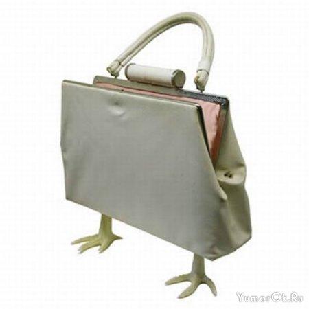 Забавные сумочки