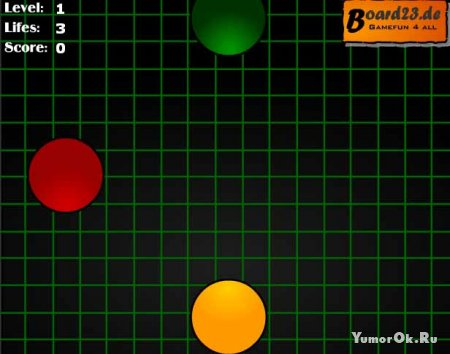 Шаропад (ball dodge)