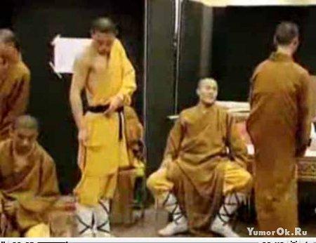 Что могут шаолинские монахи