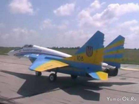 Авиашоу в Украине