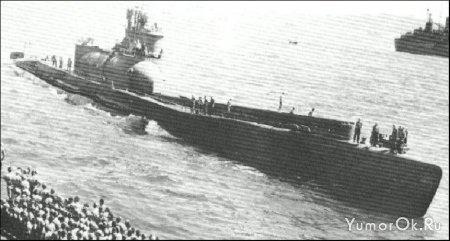 Авианостцы - подводные