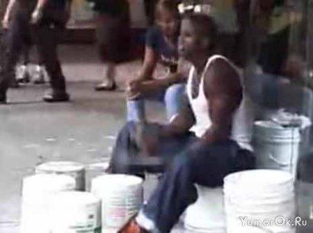 Барабанщик с улицы