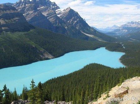 Красивые места нашей планеты