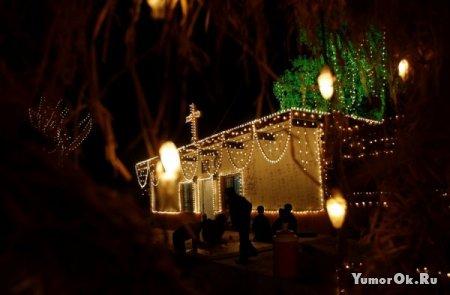 Новогодние и рождественские красоты