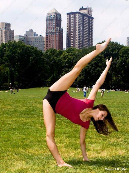 Фото девушек гимнасток 6 фотография