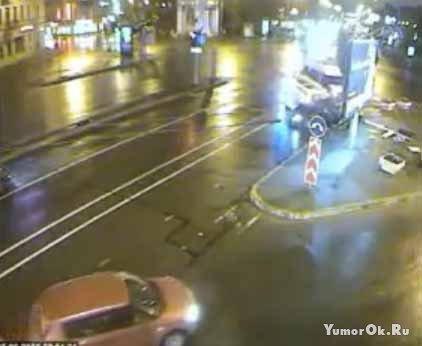 Неумелые водители