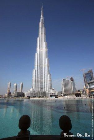 Новый самый высокий небоскрёб мира