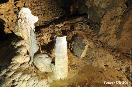 Подземные водоём