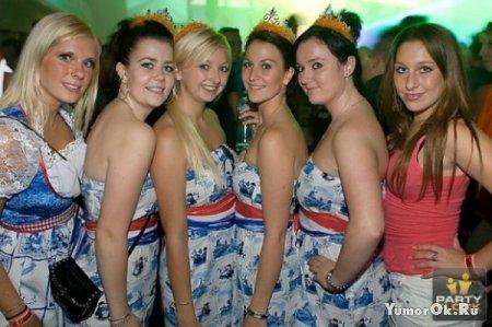 Девочки из Голандии