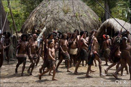 Папуасы в XXI веке