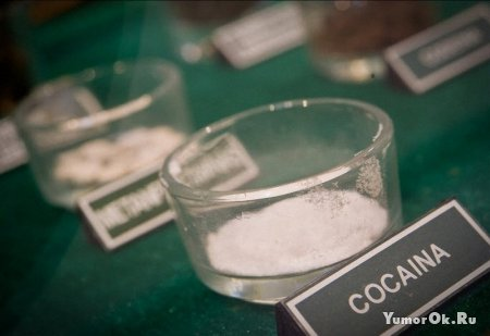 История наркотиков