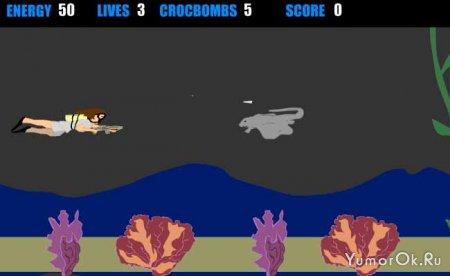 Нападение морских львов (attack sea lion)