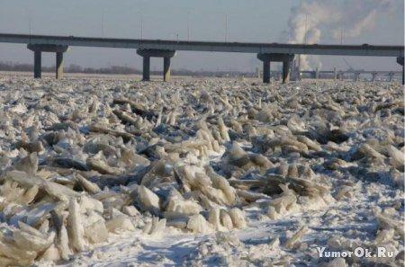 Миссисипи во льду