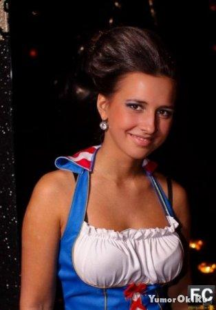 Красавицы из московских ночных клубов