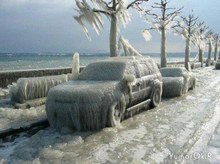 Прелести зимы