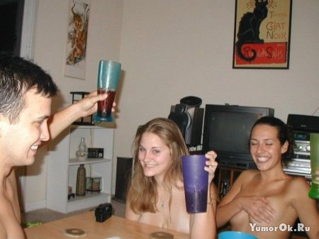 Пьяные девочки