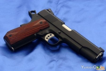 Самые разные пистолеты