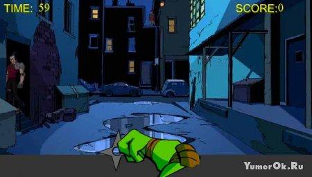 Черепашка уничтожает (tortoise destroy)