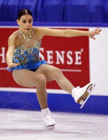 Падения на Олимпийских играх