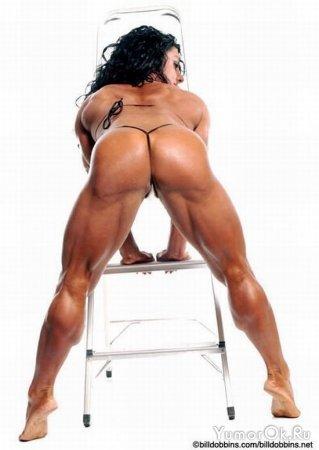 Девушки с мускулами