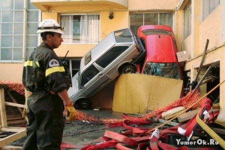 Катастрофа в Чили