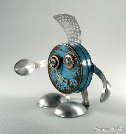 Милые скульптурки