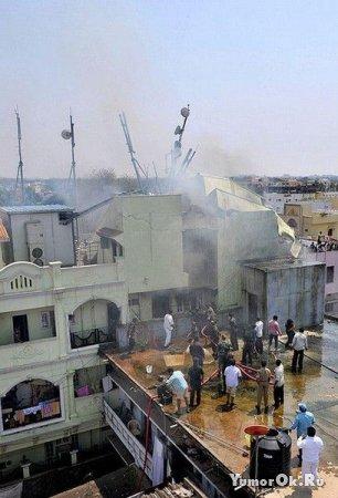Катастрофа в Индии