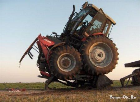 Тракторный креатив