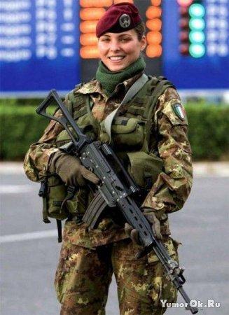 Женщины в армии