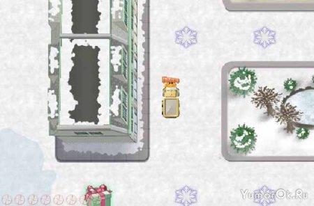 Снегоуборочная машина (snow plow)