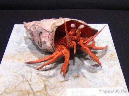 Симпатичное оригами
