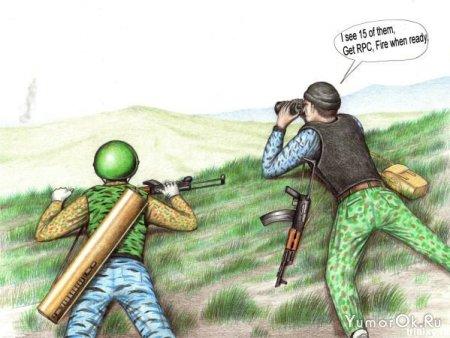 На войну с бензопилой!