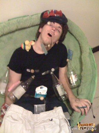 Пьяные подколы