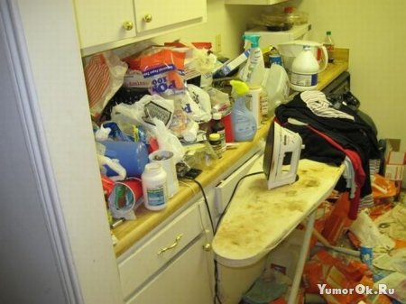 Хранение грязи в домашних условиях