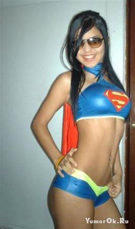 Самые сексуальные костюмы 2010